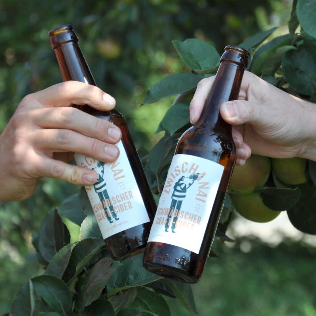 Alb-Cider von AlbApfel
