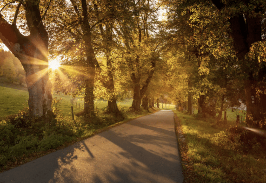 Hochgehsprudelt Weg bei Gomadingen